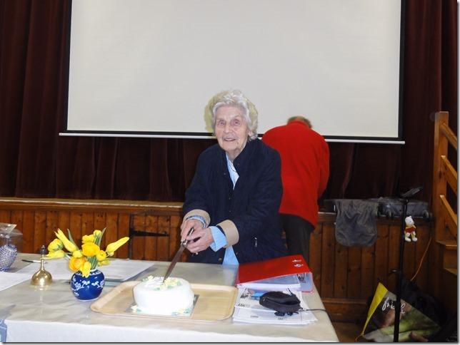 Sheila Gilbert's 90th Birthday